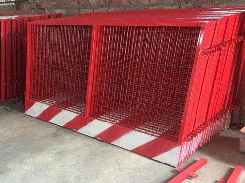 建筑基坑围护栏杆规格